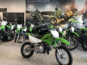 2020 Kawasaki KLX110 Layby now for Christmas!! Free $300 Gift card!! Spreyton Devonport Area Preview