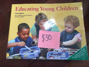 Educating Young Children (3rd Edition)