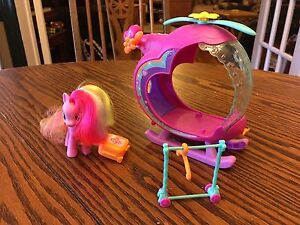 My Little Pony Helicopter