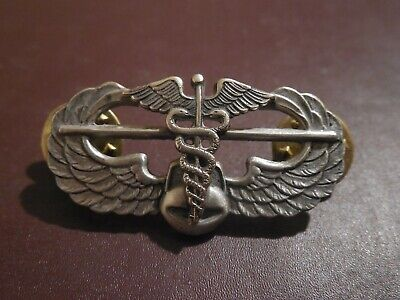 Air Assault Medical Wing Badge Military Army 101st Airborne Medic Insignia -