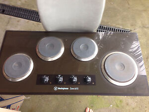 Westinghouse series 600 electric stove cook top Panania Bankstown Area Preview