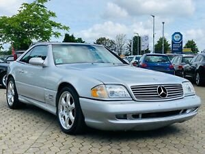 Mercedes-Benz SL 500 Roadster Silver Arrow*AMG Styling*Bose*