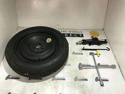"FORD S MAX S-MAX 2006 -  2015 16"" SPACE SAVER SPARE WHEEL + JACK KIT (F1)"