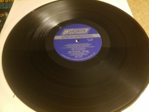 LP RECORD THE ROLLING STONES GOT LIVE IF YOU WANT IT LONDON PS 493 - $18.00