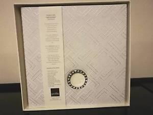 Elegant Ivory Wedding Album - NEW Strathfield Strathfield Area Preview