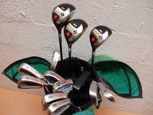 Golf Clubs Full Set Ladies - Trident Boron-Graphite **REDUCED**