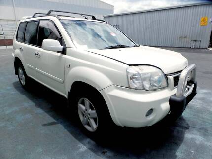 ***Now Wrecking 2005 Nissan Xtrail Station Wagon 4 Cylinder –4WD*