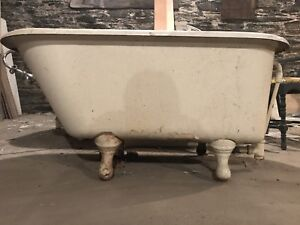 Antique Iron cast  bath tubs