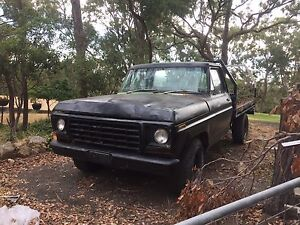 f250 1978 f truck ford not f100 f150 f350 Toolern Vale Melton Area Preview