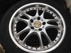 Rims and tyres Albany Albany Area Preview