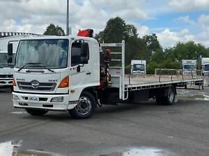 Hino FE 1426 | Crane Truck Windsor Hawkesbury Area Preview