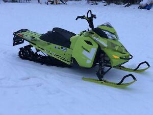 """2015 Skidoo Freeride 800 e-Tec 146"""""""