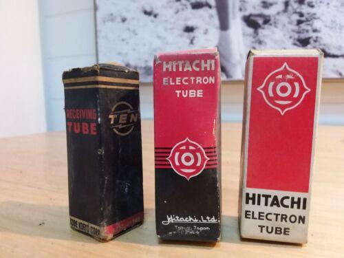 Vintage radio amplifier tubes valves kobe kogyo ten  Hitachi  japan bulk lot