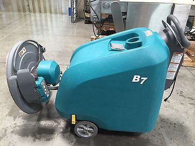 Tennant B7 27 Inch Battery Powered Walk Behind Burnisher  65 5 Hrs