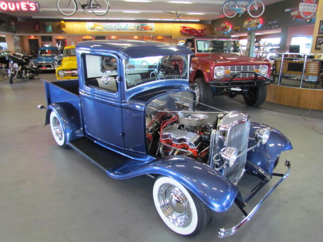 Ford : Other Pickups 1932 ford pickup steel street rod 348