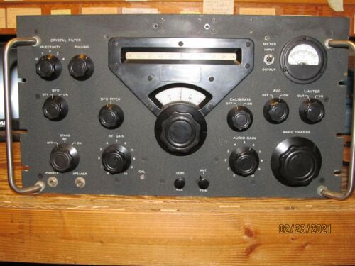 Working Collins R-388 receiver