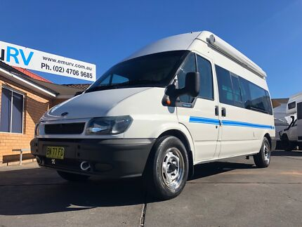 KEA FREEDOM Ford Motorhome - Shower and Toilet. Penrith Penrith Area Preview