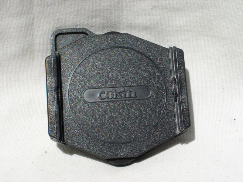 COKIN filter holder with cap ,   A series  France Genuine / OEM