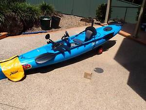 Hobie Mirage Relolution 13 foot Ashmore Gold Coast City Preview