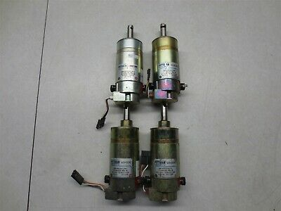 Pittman Gm14902d412-r11 Gear Motor Lot Of 4