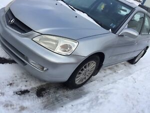 2001 Acura perfect condition LOW KM