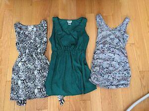 Vêtements de maternité xxs et xs