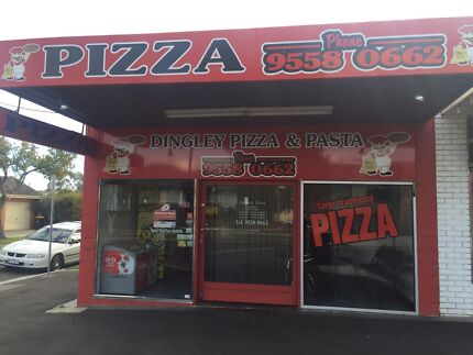 Pizza shop for sale Dingley Village Kingston Area Preview