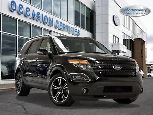 2015 Ford Explorer Sport TOIT+CUIR+CAMÉRA+GPS