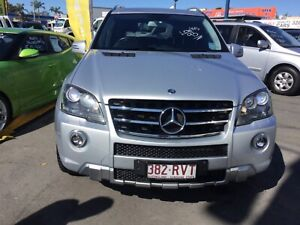 2011 Mercedes-Benz ML Automatic SUV Capalaba Brisbane South East Preview