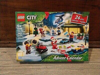 LEGO Advent Calendar City Town (60268) 2020 Christmas New Santa