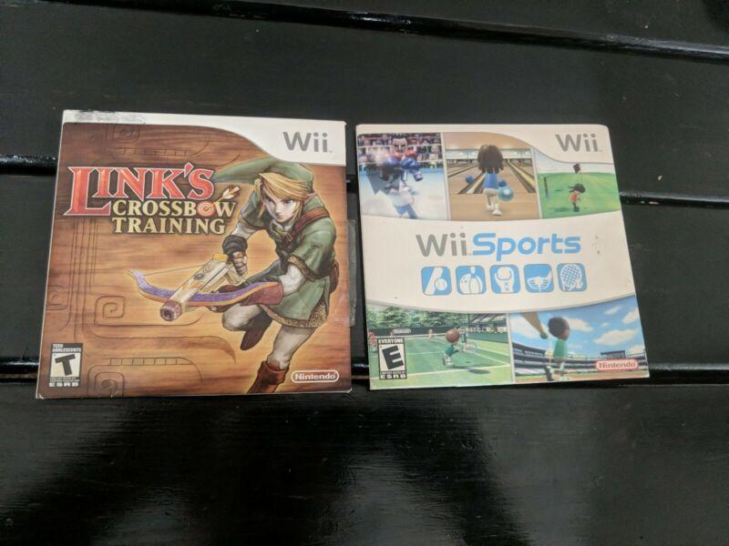Nintendo Wii Sports & Link