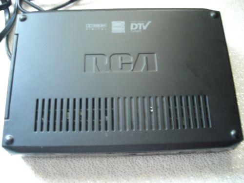 RCA DTA800B1 Digital TV Converter Box Anolog to Digital