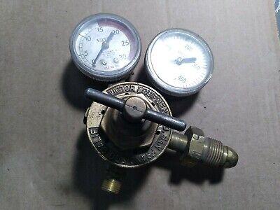 Victor Sr 210 Acetelyne Gas Regulator