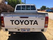 Toyota Hilux 2.7 workmate 2007 Hilton Fremantle Area Preview
