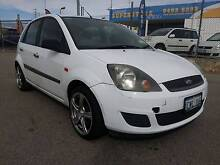 2008 Ford Fiesta 1.6L Manual Hatchback Kenwick Gosnells Area Preview