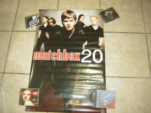 MATCHBOX 20 POSTER 1998  LICENSED FUNKY  ROB THOMAS  3AM