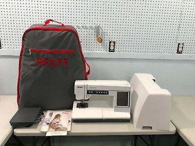 Pfaff Creative 4.0 Sewing & Embroidery Machine
