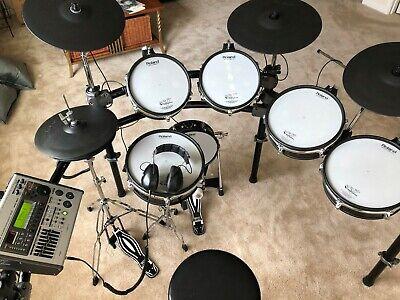 Nice Roland TD20 Electronic V Drum Set TD-20