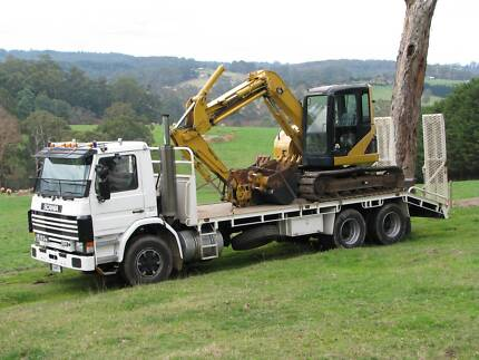 Wanted: REPZ   EARTH-MOVING MACHINERY TRANSPORT
