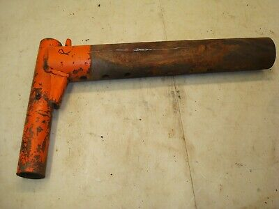 1959 Case 611b Tractor Right Wide Front Axle Knee