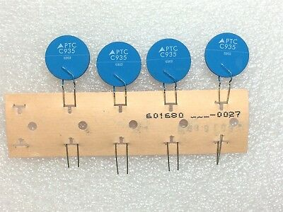QTY PTC THERMISTOR C890A80A51 150 Ohm 230V 15mA  B59890C80A51 SIEMENS 890C 40