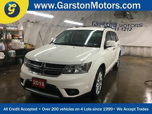 2016 Dodge Journey R/T*AWD*7 Passenger*Leather Trimmed Bucket Se