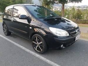 2009 HYUNDAI GETZ SX AUTO 1.6LT HATCHBACK Upper Coomera Gold Coast North Preview
