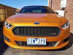 2015 ford fgx xr6 turbo victory gold 19000kms auto Templestowe Lower Manningham Area Preview