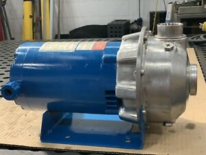 Goulds Stainless pump