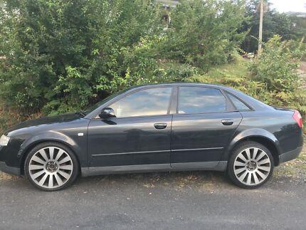 2002 Audi A4  Gosford Gosford Area Preview