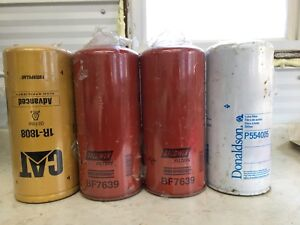 OIL/ FUEL FILTERS