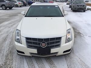 2008 Cadillac CTS fully loaded! LOW KM NEW safety