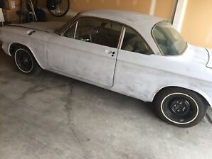 Rare and Mint! 1963 Chevy Corvair, 4 speed, Turbo. Extra Parts.