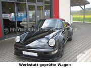 Porsche 911 Carrera Cabrio Turbo  Look 5-Gang Motor gem